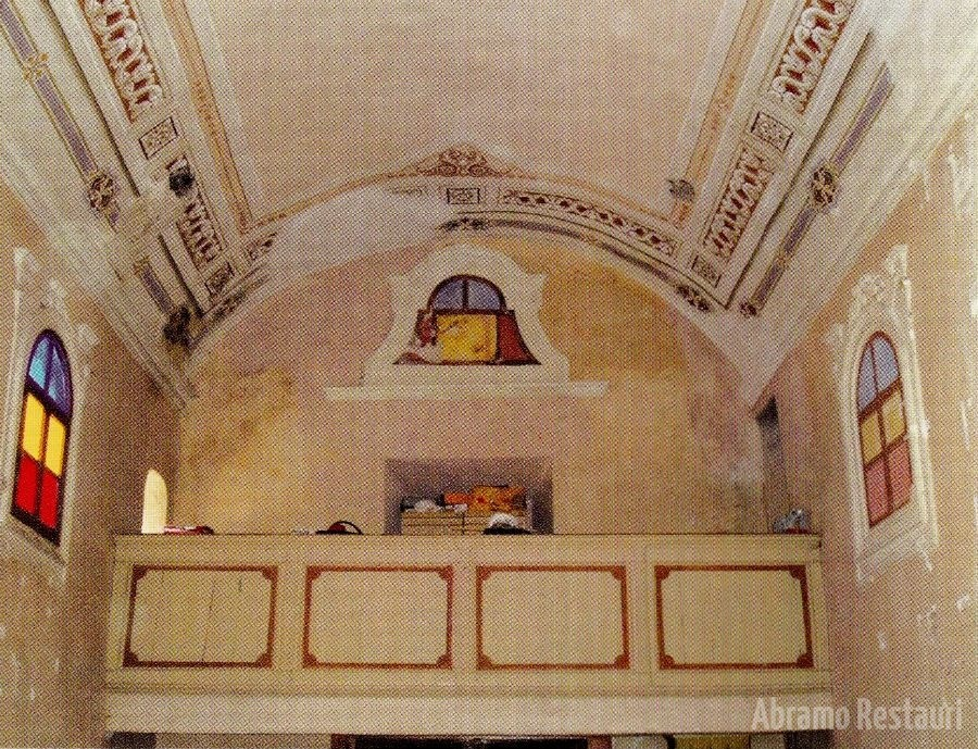 Ex Chiesa di Rignano sull'Arno - Trochi 1
