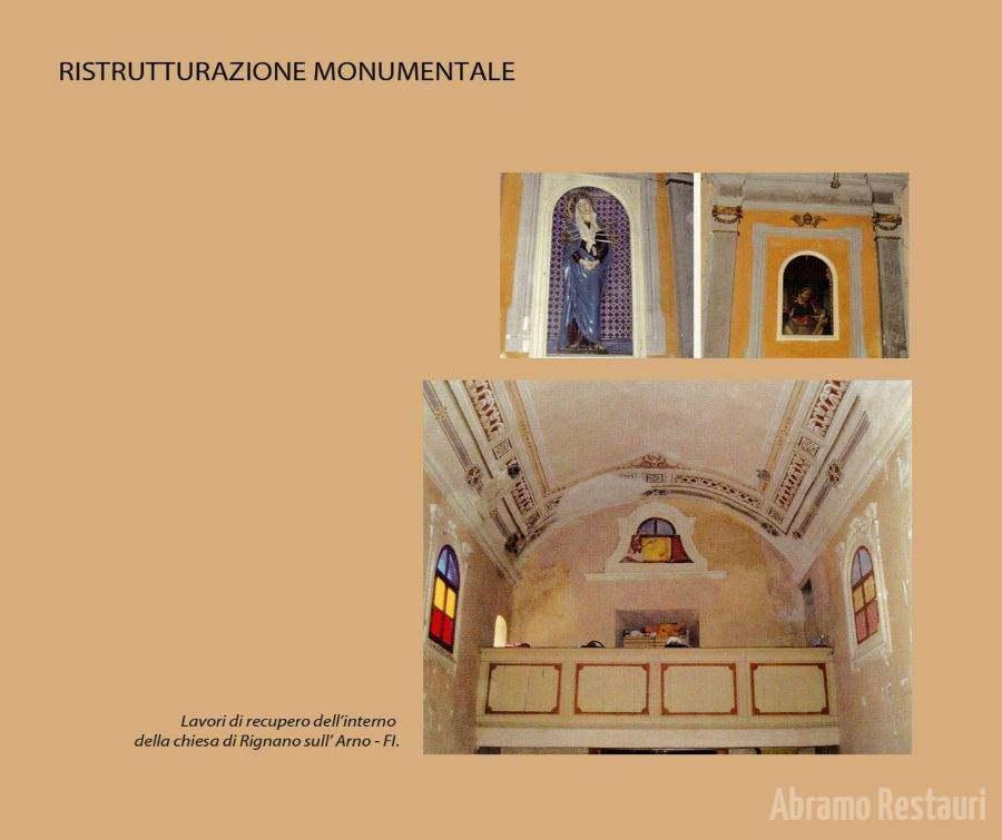 Ex Chiesa di Rignano sull'Arno - Trochi 11