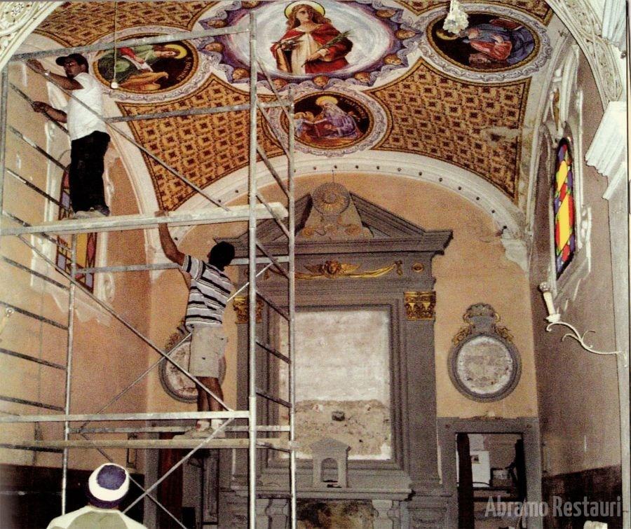 Ex Chiesa di Rignano sull'Arno - Trochi 2