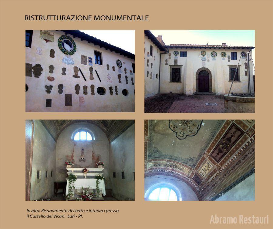 Castello di Vicari - Lari - Pisa