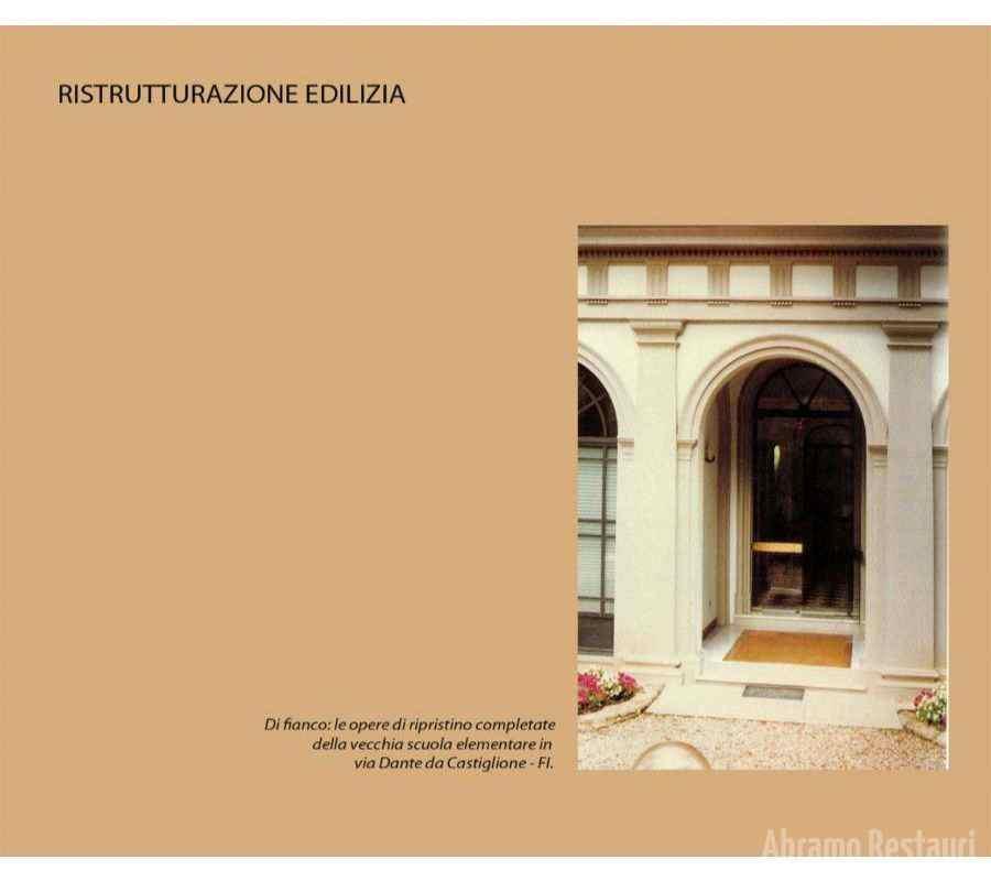 Via Dante da Castiglione Firenze