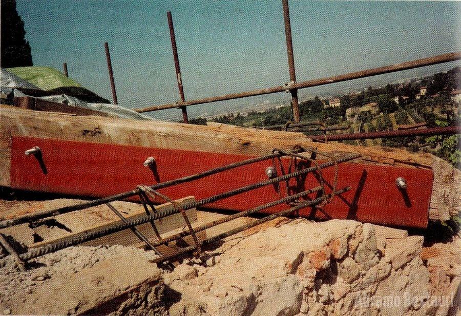 Villa irpino - Firenze - Lavori di Risanamento 2
