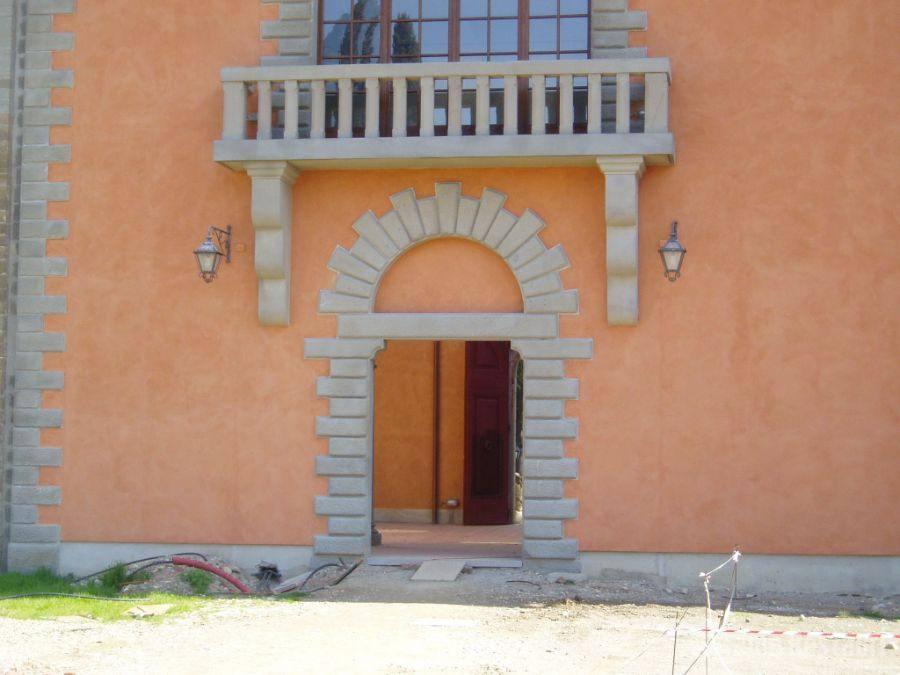 Villa Peruzzi Firenze - Restauri rifacimenti edili 140