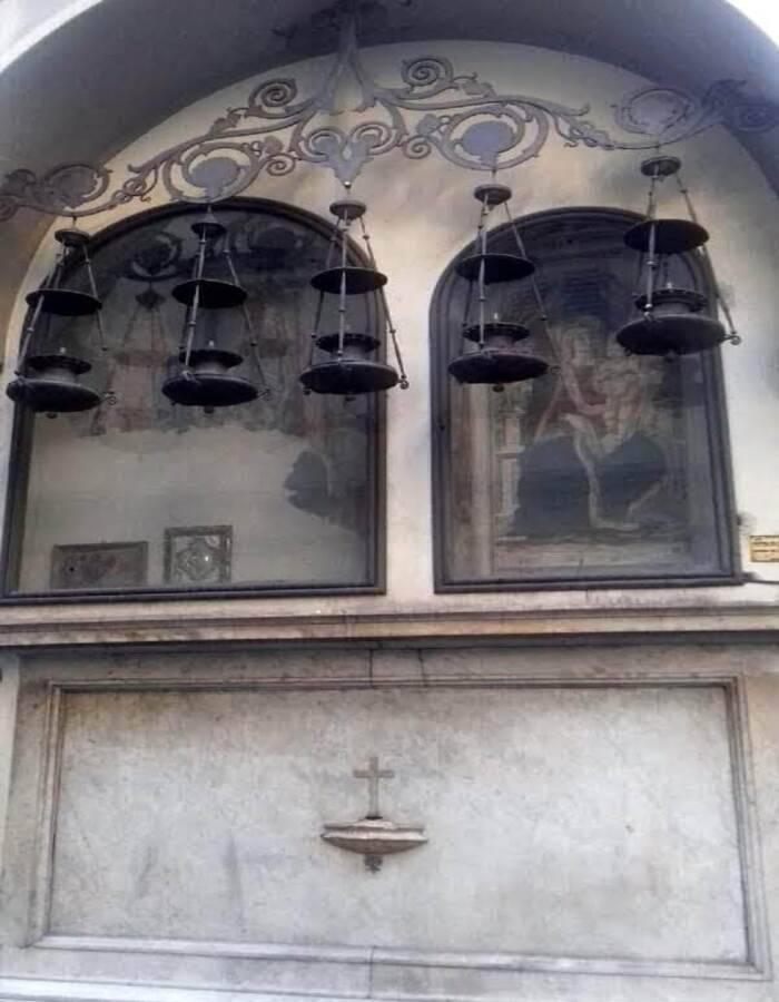 Tabernacolo delle Cinque Lampade (Firenze)